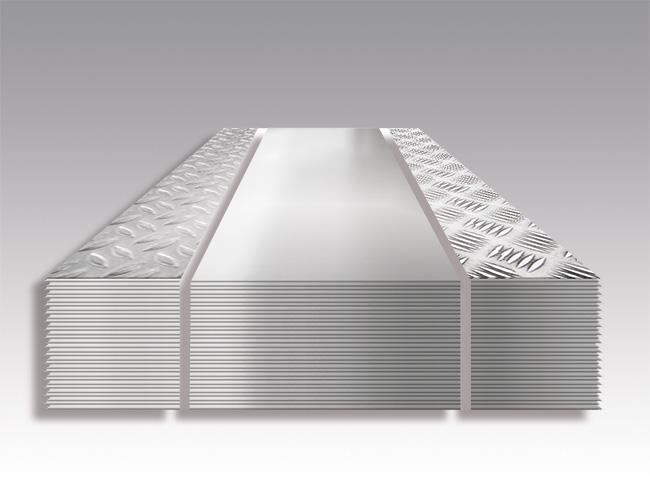 Profili In Alluminio Per Veicoli Industriali