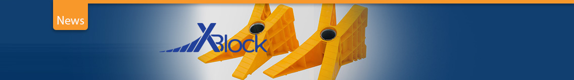XBlock, the foldable wheelchock >>