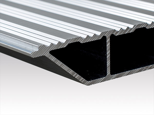 Lateral safety profiles and platform profiles